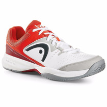 Zapatillas Head Tenis Lazer 2.0 White/red 0095