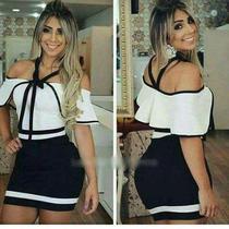 Atacado 5 Pcs Vestidos Femininos Curto Panicat Modelo 2017