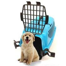 Caixa De Transporte Cachorro Gato - Tamanho P