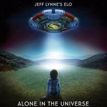 Alone In The Universe / Jeff Lynne / Disco Cd 10 Canciones