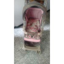 Carrinho De Bebê Feminino Galzerano