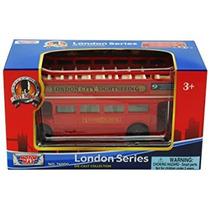 Motormax Londres Autobús De Dos Pisos Excursión Abierta 5