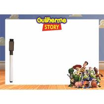 Lousa Personalizada Toy Story