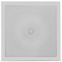 Alto Falante Ceiling Cxc6-q P/ Som Ambiente Com Tela Branca