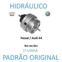 Coxim Calço Hidraulico Motor Vw Passat Audi A4 A6 1.8 2.8