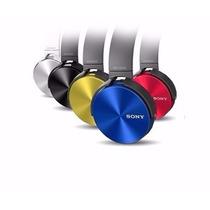 Fone De Ouvido Sony Mdr-zx310/ap Neymar Headfone P/ Mp3 P2