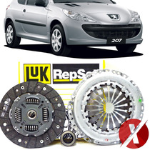Kit Embreagem Luk 620308600 - Peugeot 207 Passion 1.4 2008