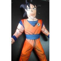 Peluche Muñeco Dragon Ball Z Goku 42 Cm Aprox