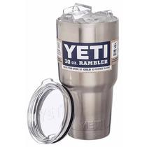 Yeti Rambler 30oz - 887ml Vaso Termico Acero Inox Frio/calor
