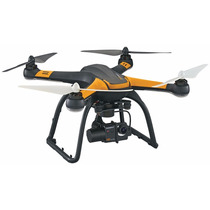Dron Hubsan X4 Pro Deluxe Fpv,control Remoto 7 Touch Screen