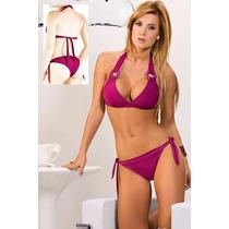 Malla Bikini Cocot 12333 Marilyn Tanga T 2/90 Rojo