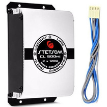 Modulo Amplificador Stetsom Potencia Cl500 2 Canais 120w Rms