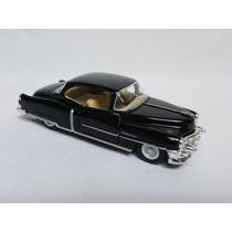 Miniatura Cadillac 1953 Coupe Preto Escala 1:43