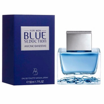 Perfume Antonio Banderas Blue Seduction 100ml Edt Men Tester