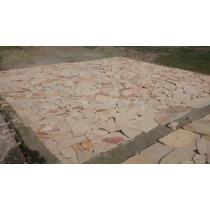 Piedra Laja Para Fachada Rosa Salmon O Canela
