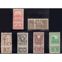 Mexico Lote De Timbres Fiscales De 1929 A 1936 Nuevos Raros