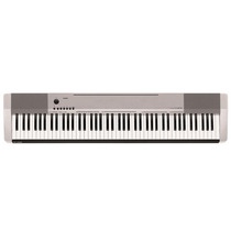 Piano Digital Casio Cdp-130sr Prata Com 88 Teclas