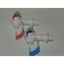 Canillas (2) Para Dispenser De Agua