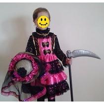Disfraz Catrina Halloween Envío Gratis