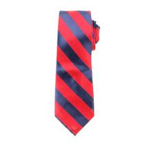 Corbata Roja Con Azul Nautica