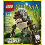 Lego 70125 Chima Leyendas El Gorilla Jugueteria Bunny Toys