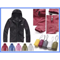 Campera Rompeviento Impermeable The Nort Face