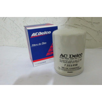 Filtro Lubrificante Opala C10 4 Cilindros Original Ac Delco