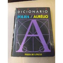 Novo Dicionário Básico Da Lingua Portuguesa Folha / Aurélio