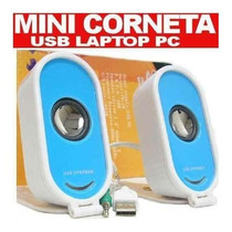 Mini Cornetas Pc Laptop Mp3 Y Demas Solo Envios