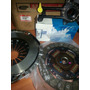 Kit De Embrague (croche) Ford Fiesta /ecosport 1.6