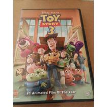 Disney Pixar Toy Story 3 Import Dvd Usa Movie Caricatura