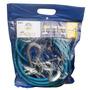 Cable De Remolque Acero 8mm 4mts Safari Tr-14002
