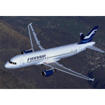 Planos Del Airbus A-320 De Control Remoto
