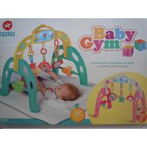 Baby Gym Calesita Para Divertir Y Estimular A Su Bebe-3 M