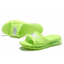 Ojotas Nike - Colores Disp Verde / Roja - Envio Por Oca