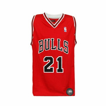 Camiseta Nba Chicago Bulls Oficial Basquet Basket