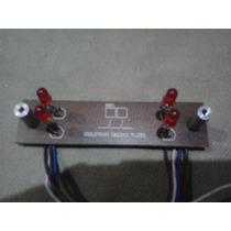 Placa De Led Do Amplificador De Potencia Wattsom Dbs 360