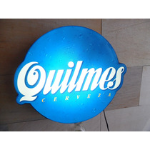 Quilmes Cartel Luminoso Nuevo