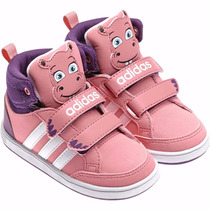 Zapatillas Adidas Nena Bebe Botas Hoops Animal Cmf Inf