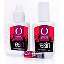 Resina 14 Grs Organic Nails * Envío Gratis*
