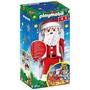 Retromex Playmobil 6629 Santa Claus Xxl 65 Cm Navidad Ciudad