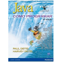 Livro Java - Como Programar