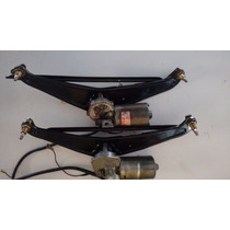 Motor Limpador Parabrisa Vw Fusca Moderno 2 Veloc. Completo