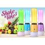 Batidora Licuadora Shake Personal, Shake3 Dos Vasos Colores