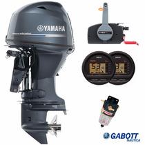 Motores Fuera Borda Yamaha 50 Hp 4 Tiempos 4t Nuevos Gabott