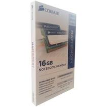 Mem Macbook Pro 16gb Ddr3 1333 (2x8) Corsair Mac- Original