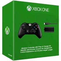°° Control Inalambrico Con Carga Y Juega Xbox One °° Bnkshop