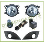 Kit Faros Antinieblas Para Ford Fiesta Move 2011 A 2013