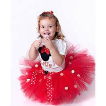 Minnie Mouse Tutu Vestido Niña Bebe Cumpleaños Tutus Oferta