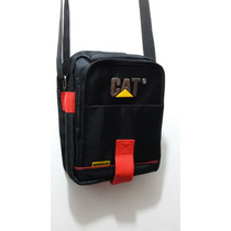 Carriel Bolso Caterpillar Cat